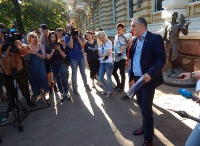 Одесские правозащитники потребовали от правоохранителей усилить борьбу против насилия над животными