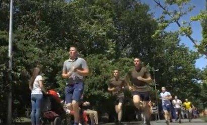 «Зелёная миля» в Одессе: студенты приняли участие во Всеукраинском забеге