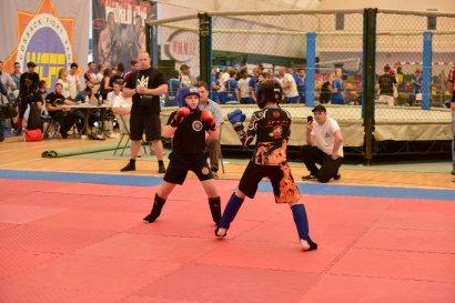 В Одессе прошел Кубок мира по Казацкому двобою