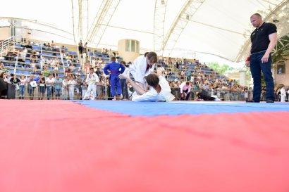 Бразильское джиу-джитсу к Международному дню защиты детей