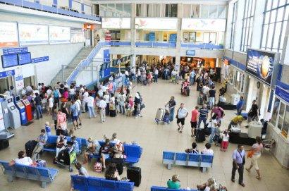 Одесский аэропорт лидирует в рейтинге прибыльности коммунальных предприятий города