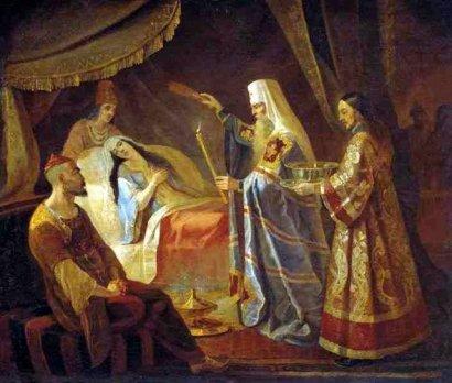Неделя после Троицы: вспоминаем всех святых и заговляемся на Петров пост