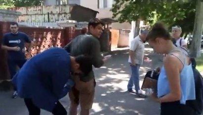 Еще один одесский национал-активист стал жертвой нападения
