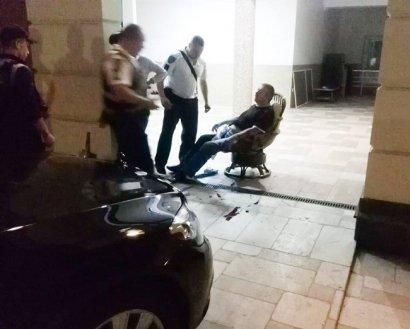 В Черноморске стреляли в местного депутата