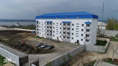 Строительство Хосписа для онкологических больных в Свято-Покровском скиту (Видео)