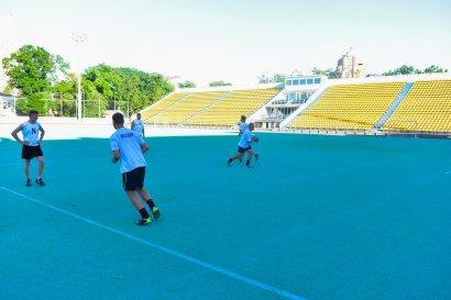 Одесская команда примет участие в Высшей лиге Украины по регби-7