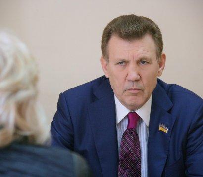 Сергей Кивалов высказался о депутатской неприкосновенности