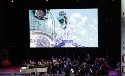 Международный фестиваль классической музыки Odessa Classiсs на Потёмкинской лестнице