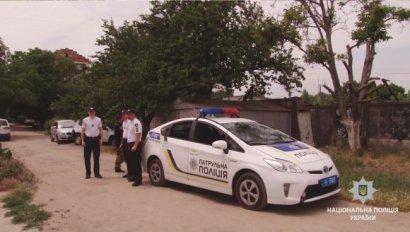 Новый случай разбойного нападения произошел накануне в Одессе
