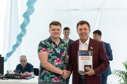 Журналисты Одесского региона отметили свой профессиональный праздник