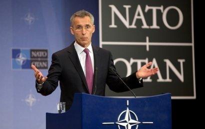 Генсек НАТО Йенс Столтенберг считает, что имитация убийства журналиста Бабченко может использоваться как топливо для пропаганды