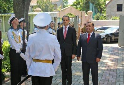 Министр обороны Украины во время встречи в Одессе пообещал Молдове украинскую помощь в возвращении Приднестровья