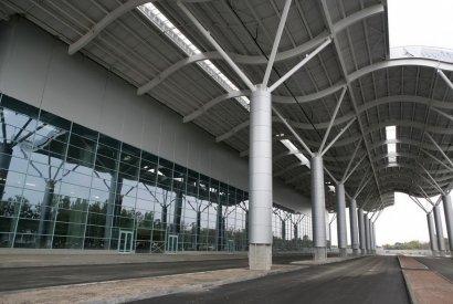 В аэропорту Одесса еще точно не знают, когда полноценно заработает новый терминал