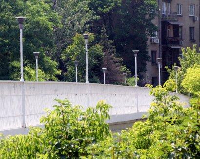 Самый «молодой» одесский мост