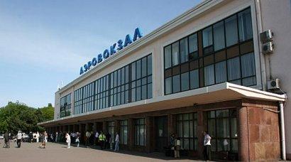 Сотрудникам городской службы отлова собак не удалось изловить животных, напавших на женщин на территории одесского аэропорта