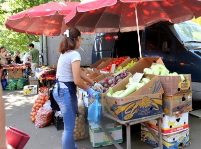 Стихийный базар
