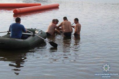 В Одесской области утонула шестнадцатилетняя девочка