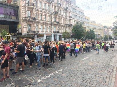 Европейские ценности, которые нам навязывают насильно: гей-парад в Киеве