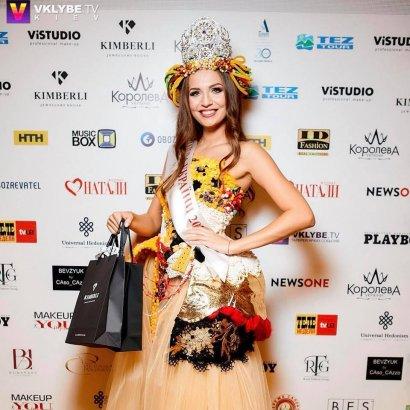 Студентка Одесской Юракадемии завоевала титул «Королева Украины Planet 2018»