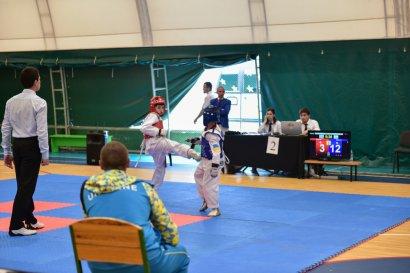 В Одессе прошел международный турнир по тхеквандо «Южная Пальмира»