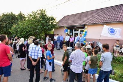 Приемная Украинской морской партии Сергея Кивалова открылась в Лиманском районе в селе Фонтанка