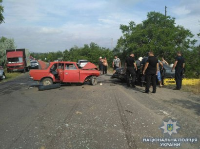 Смертельное ДТП произошло в Одесской области