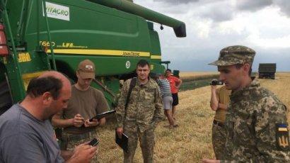 Военные не дают фермерам собрать урожай в Тарутино