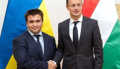 Климкин верит, что Венгрия снимет блокаду Украины к саммиту НАТО