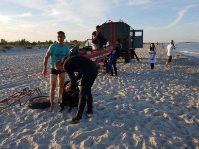 Вторые сутки продолжаются поиски утонувшего мальчика из села Приморское