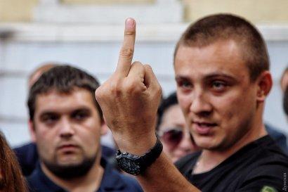Дело об убийстве, совершенном бывшим лидером одесских «правосеков» Сергеем Стерненко, передано в Киев
