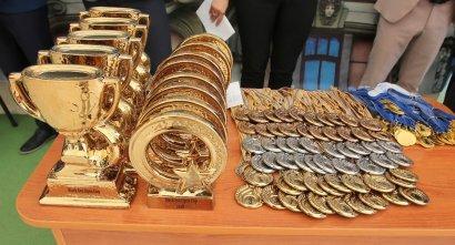 В спорткомплексе Одесской Юракадемии состоялся Международный фестиваль  «Black Sea Open Cup»