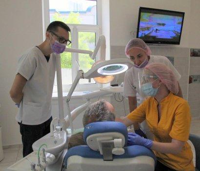 Специальность «Стоматология» без ВНО в Международном гуманитарном университете