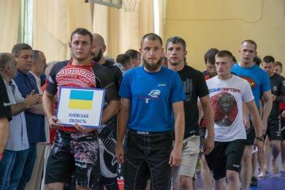 Грэпплинг в Украине выходит на профессиональный уровень