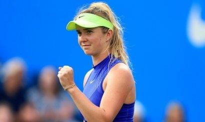 Элина Свитолина вышла в четверть финала английского теннисного турнира