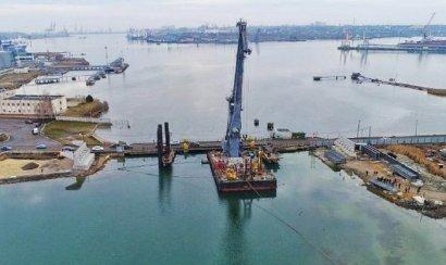 На дофинансирование строительства моста через Сухой лиман выделят еще 30 миллионов гривен