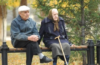 В Одесской области треть населения состоит из пенсионеров