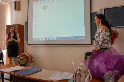 За престижной творческой профессией в Международный гуманитарный университет