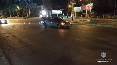 Очередное ДТП произошло в Одессе