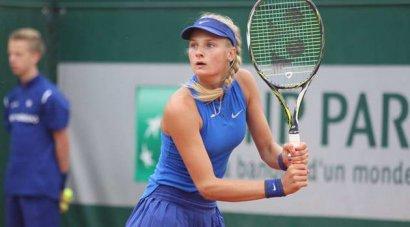 18-летняя одесситка Даяна Ястремская стала полуфиналисткой теннисного турнира в Великобритании