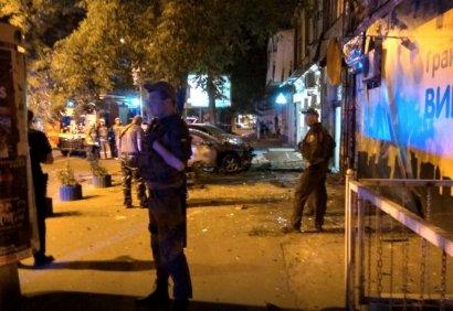 Взрыв автомобиля на Троицкой квалифицирован, как покушение на убийство
