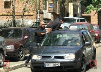Сына ливийского дипломата похитили в центре Киева