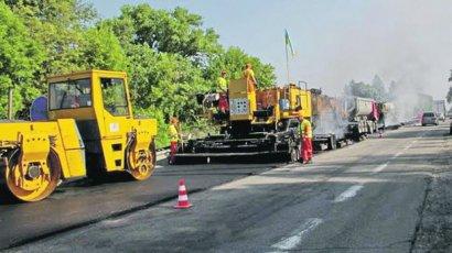 На трассе «Одесса-Рени» снова начаты ремонтные работы