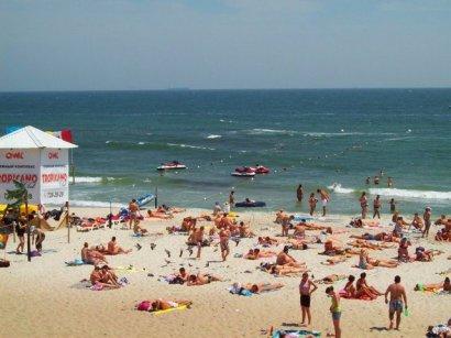 На одесских пляжах будут демонтированы временные сооружения, возведенные в песчаной зоне