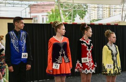 В Одессе прошел международный турнир по ирландским танцам «Odessa Open Feis»