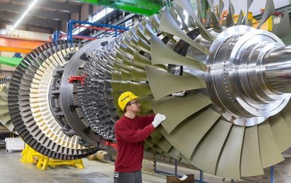 РФ провела испытания турбины Siemens в Крыму