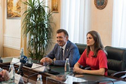 Подписан меморандум о сотрудничестве между Одесской Юракадемией и Межведомственным научно-исследовательским центром при СНБО Украины