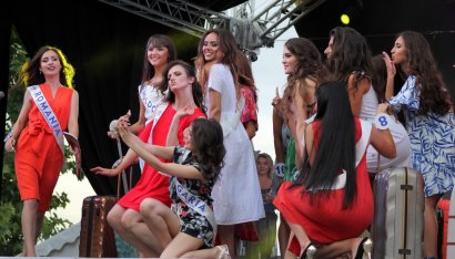 Студентка Одесской Юракадемии завоевала почетный титул «Miss Tourism Black Sea 2018»