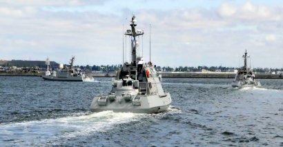 В свой праздник  Военно-морские силы Украины получили пополнение