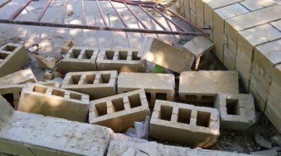 Ущерб от сноса пришкольного забора составил более миллиона гривен