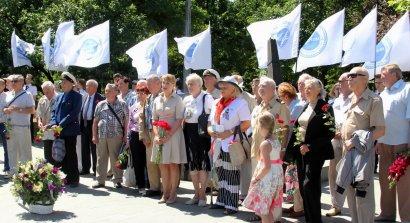 В Одессе отметили День морского и речного флота